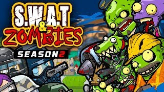 SWAT and Zombies Season 2 Android/iOS Gameplay (Beta Test)
