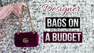 5 instant ways to afford designer handbags on a budget