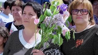 День Победы 9 мая 2017 года в Касумкенте.HD