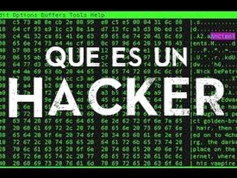 En realidad sabes que es un hacker youtube for Que es un vivero frutal