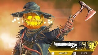 Playing the Most USELESS Character in Apex Legends