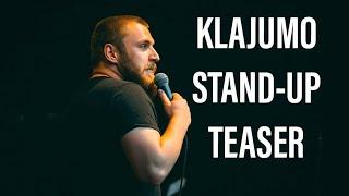 KLAJUMO STAND-UP teaser