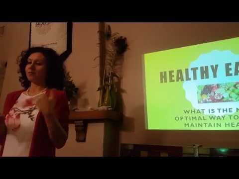 Nutrition free talk. Dr. Masha, Naturopathic Doctor Long Bea