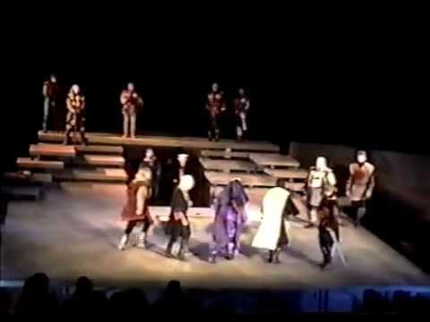 Richard III Forest Theatre 93 RSC Plantagenets pt 3