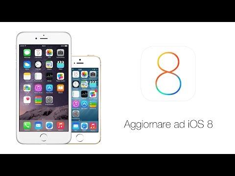 Come Installare iOS 8 Tramite iTunes (Senza perdere dati)