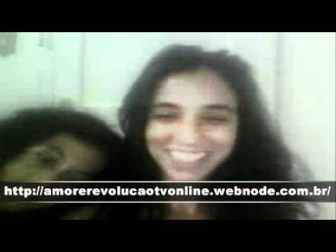 [Entrevista] Renata Dias Gomes (Roteirista De Amor & Rev.) - Bastidores.. By AmorRevolucaoTvOn