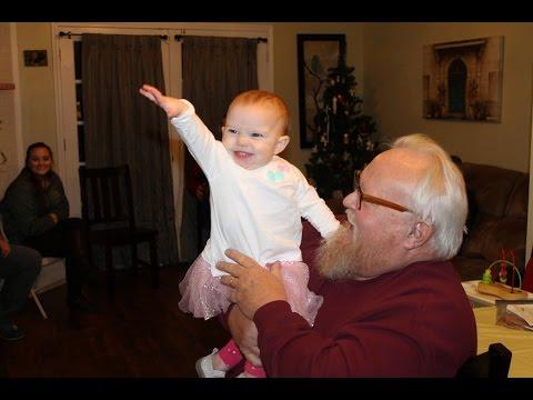 Amelia's First Birthday Vlog 12/23/16 + Box Openings