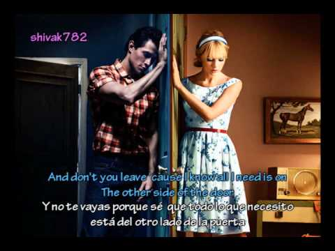 The other side of the door - Taylor Swift [Español & Inglés]