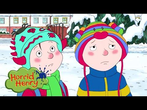 A Horrid Christmas | Horrid Henry | Cartoons For Children