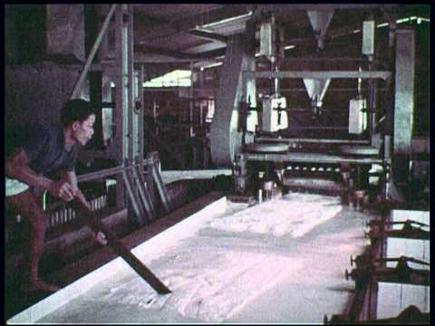 Malaysian rubber industry in 1970