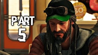 Watch Dogs Bad Blood Gameplay Walkthrough Part 5 - Bait (PS4 DLC)