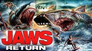 Jaws Returns 2017 (Shark Attack 2) | Jaws Returns 2017 Tamil Dubbed Horror Movie