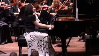 Marietta Petkova plays Chopin Piano Concerto 2 with NNO/Tabachnik