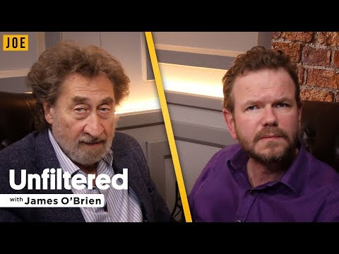 Howard Jacobson on comedy, identity and the state of the world | Unfiltered with James O'Brien #36