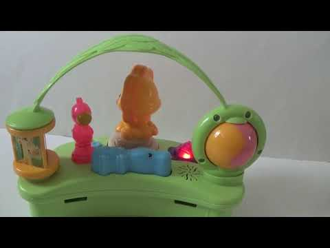 Fisher Price Precious Planet Jumperoo Lion Musical Toy For Ebay Listing
