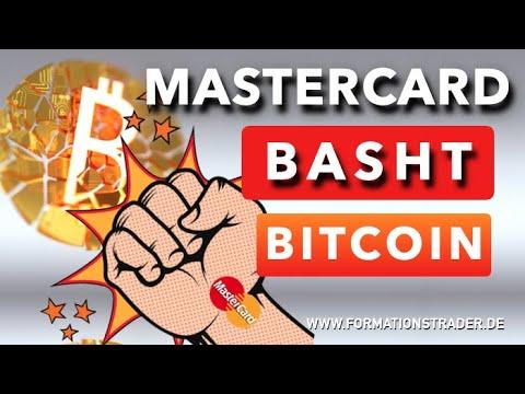 Bitcoin: CEO von Mastercard will keine Bitcoins