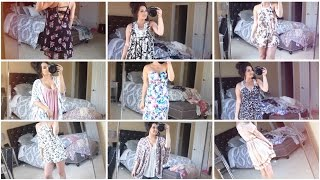 Summer Clothing HAUL | TRY ON!