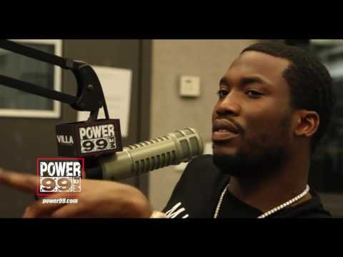 INTERVIEW: Meek Mill w/ Cosmic Kev (POWER 99)