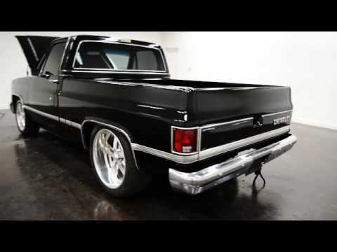 1986 Chevrolet C10 SWB Pickup