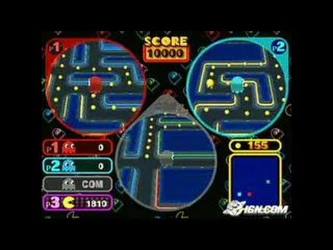 Pac-Man Vs. GameCube Gameplay_2003_11_07_1