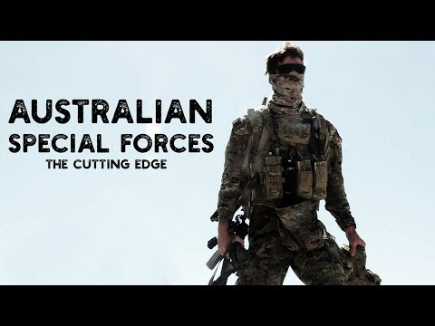Australian Special Forces 2019 / «Warriors»