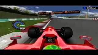 R-Factor F1 2009 Gameplay