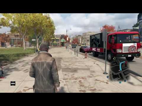 N3KO_114's WATCH DOGS Live PS4 Broadcast