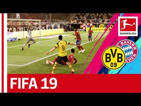 Borussia Dortmund vs. Bayern München - FIFA 19 Prediction With EA Sports Mp3