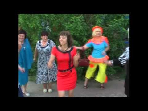 Самый интересный  и смешной свадебный клип!