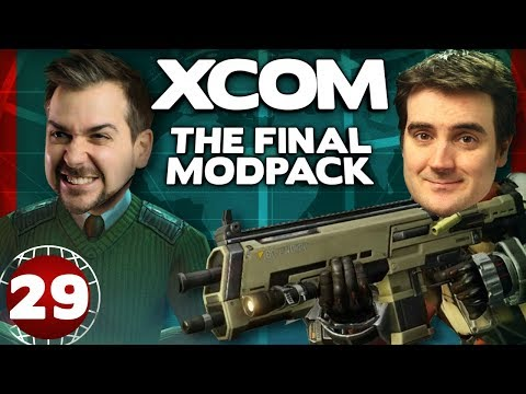 Open XCOM - Final Mod Pack #29 - The Ricks and the Mortys