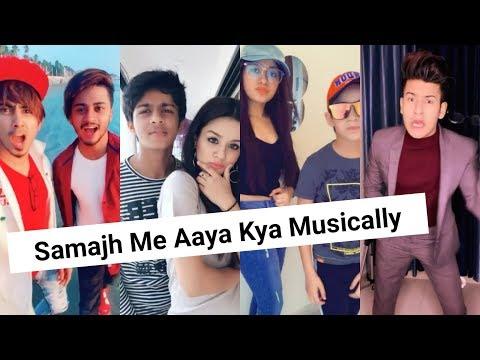 Samajh Me Aaya Kya Musically | Emiway Bantai Jannat, Avneet, Manjul, Team 07