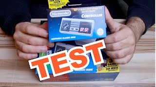 Nintendo Classic Mini Unboxing/Review (German/Deutsch) | Test