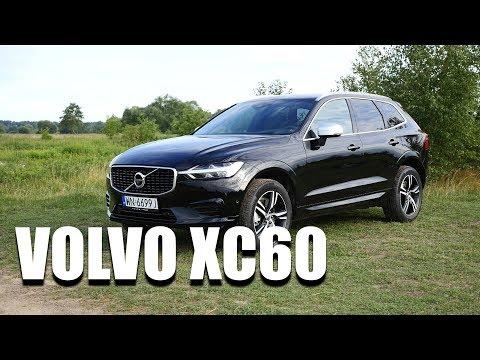 Volvo XC60 2018 (PL) - test i jazda próbna