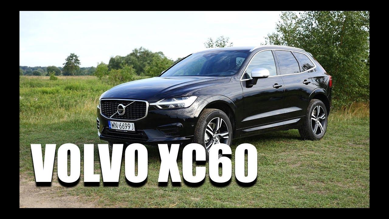 volvo xc60 2018 pl test i jazda pr bna youtube. Black Bedroom Furniture Sets. Home Design Ideas