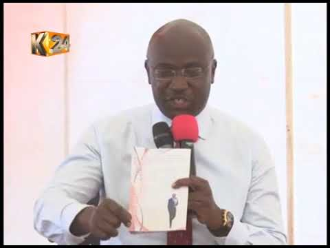 Governor Wangamati calls on gov't to allow dialogue
