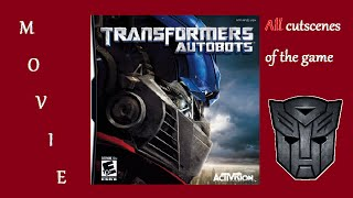 Transformers: Autobots NDS Game All cutscenes