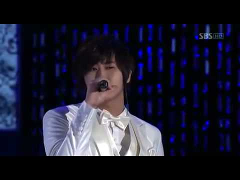 45th BaekSang Arts Awards SS501 Because I'm Stupid Live 090227