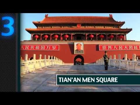 Top 10 Places in Beijing according to DK
