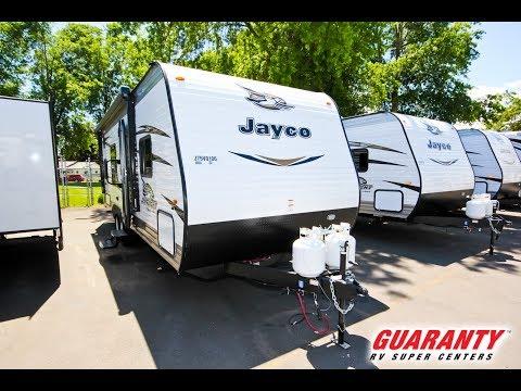 2018-jayco-jay-flight-slx-264-bhw-travel-trailer-video-tour-•-guaranty.com
