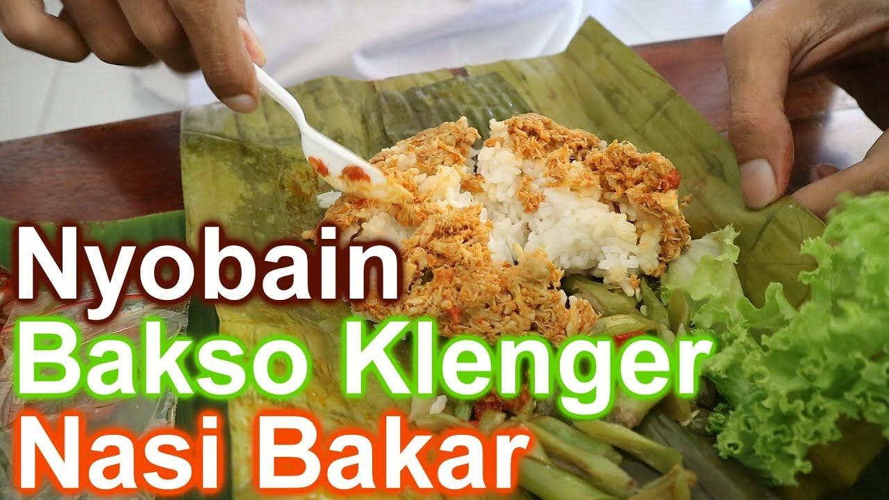 1 Kuliner Jember Nyobain Makanan Bakso Dan Nasi Bakar Di Acara Bank Mandiri Jember
