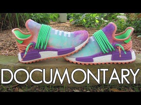 b098c45126cdf adidas PW HU HOLI NMD MC Chalk Coral • On-Feet   Review + Sneakerboard