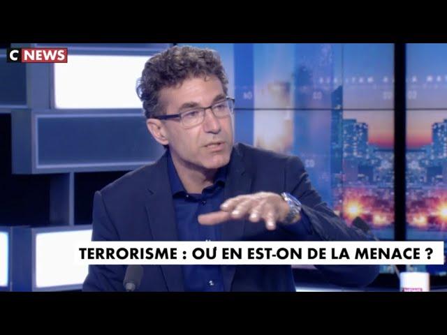Point sur la progression du djihadisme - Del Valle à la matinale de CNEWS