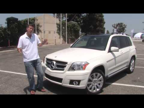 Pros & Cons of the 2010 Mercedes Benz GLK