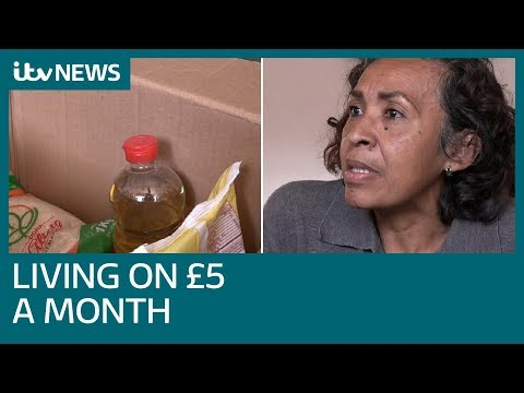 Living on £5 a month in Venezuela: protester speaks out agai
