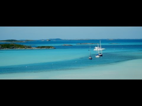 Sailing Bahamas, Warderick Wells, Exuma