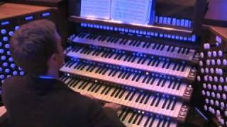 Dan Miller - How Great Thou Art; Garrett F. Martin, organ