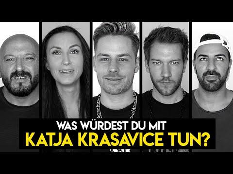 Was würdest du alleine mit Katja Krasavice machen? (Fragenhagel mit Rewi, Abdel, Ana und Kale)