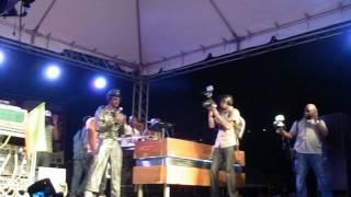 "LEROY""DON""SMART KING STUR GAV IN CONCERT JUNE 16 2012@NEW MAS CAMP"