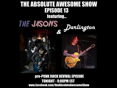 The Absolute Awesome Show - Episode 13 w/ The Jasons
