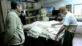 無米樂故鄉~菁寮生活博物館~煌明伯談棉被菁寮黃永全執行長0931033700